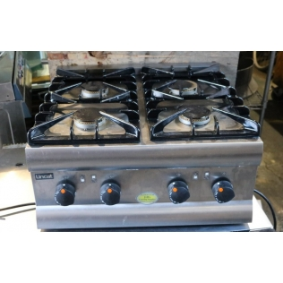 Used 4 Ring Gas Cooker