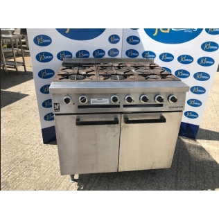 Used 6 ring Falcon Cooker