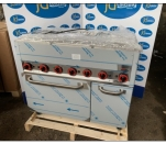 5 Ring Gas Cookers