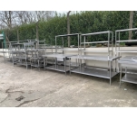 Used Stainless Steel Stands