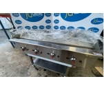 New Gas 1200wide chrome griddles